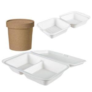 Krabice na jedlo - Take Away