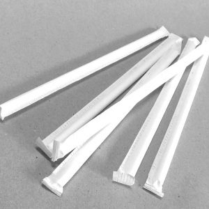 paperiové slamky hygienicky balené individuálne